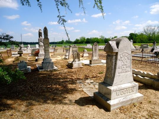 Wooten Graves