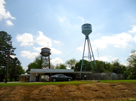 Water Towers and Calhoun State Prison Fire Services