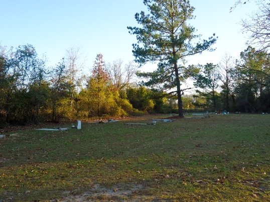 New Point Missionary Baptist Cemetery